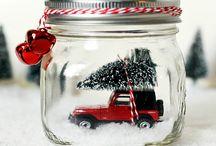 Julegaver laget av barna