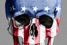 Skulls N' Bones / by Andrea Campa