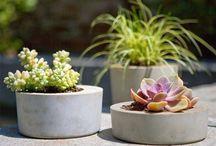 DIY Garden Pots