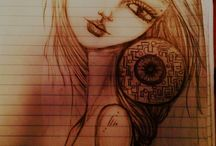 Artistic face