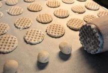 mandlove sušenky