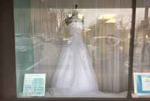 Fairytale Brides Unique Couture Collection / Non-profit organization that sells donated dresses and gives net proceeds to chairities that help empower women. We have received a large donation of couture wedding gowns available in January, 2016. www.fairytalebrides.org
