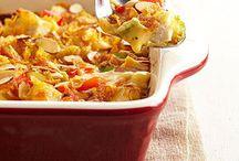 Chicken - Casseroles, One-Pots