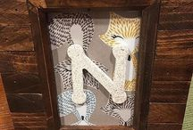 DIY Art Projects / by Thirty-One Gifts