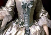 1750's Female Clothing / by Nadine Baylis