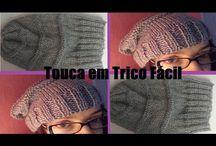 TOUCA TRICO FACIL VIDEO