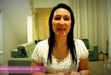 Meu Vídeo! Papo com a Blogueira - Dicas de Casa e Decoração! / Veja + Inspirações e Dicas de decoração no blog!  www.construindominhacasaclean.com