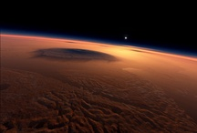 Mars Photos and Artwork / Various Mars photos and animations from around Pinterest and elsewhere.  Emotion is what will get us to Mars -- the science and engineering are merely the result of that emotion. / by ExploreMars