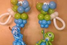 Monster Inc. Baby Shower / by Laura Isasaga