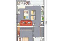 planos loft