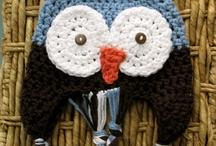 crocheted babies