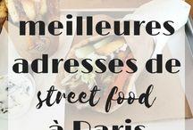 Bonnes adresses : Paris / De bonnes adresses parisiennes pour se régaler ou passer de bons moments entre amis ! Découvrez les secrets de la capitale !