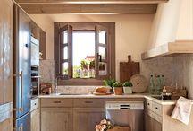 mini kuchyň