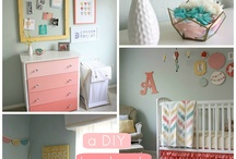 Nursery Inspiration / We look at Nursery ideas and Nursery Planning to make the most of your space.