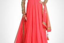 roze goude jurk