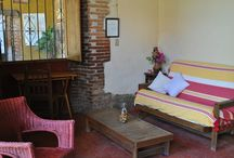Villas los Nogales / Peaceful bungalows in Oaxaca