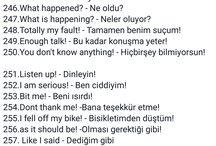 English & Turkish