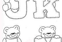 шрифт детский