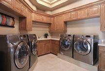 Luxury laundry rooms