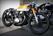 Motorbikes/Café racers