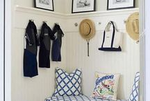 Mud room for our beach house! Love it! / by Madeline McGartlin