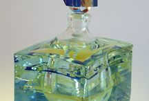 Fused cast glass / Cast Glass creations of Stephen Foster