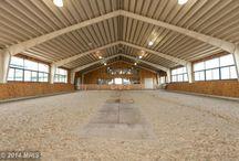 Indoor arenas