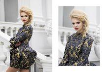 unique dresses / unique design dresses Gabriela Hezner