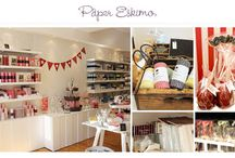 Party Supplies! / New line from Paper Eskimo!
