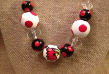 Louisville Cardinals / Find some of the cutest Louisville gameday dresses, gameday jewelry, and gameday accessories to look gorgeous on gameday! Cheer on your Louisville Cardinals in style.