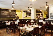 Comme Chez Maman / Le repère des bistronomes des Batignolles !  Le chef Wim Van GORP propose des plats traditionnels sublimés, inspirés de la cuisine de nos mamans, avec finesse et générosité.