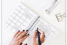 Planning, Productivity, & Organization