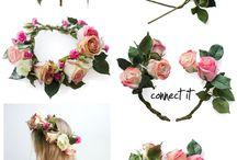 Summer Floral Crowns