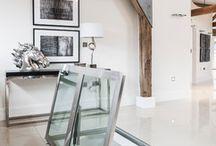 Glass  floor / floor window