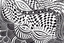 2015 Black&White drawings / some of my new work in black and white