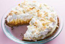Recipes- Pie (sweet)