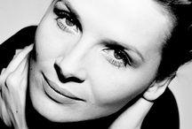 "Juliette Binoche, ""almost ethereal in her beauty and innocence"""