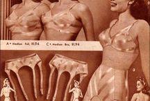 Vintage Women's Underwear & Garments