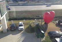 Valentine's Day Inflatables