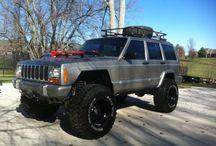 pasion Jeep Cherokee