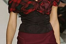 WHAT TO WEAR FOR NEW YEAR? / TARTAN EVENING WEAR