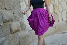 Skirts by Monsari / Skirts designed by Monsari