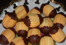 recepty - ruské ořechy