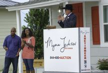 Myers Jackson Auctioneer Texas Flip and Move / Texas Flip and Move Auctioneers