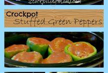 Crockpot food:)