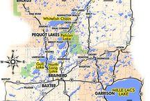 Brainerd Minnesota tourism