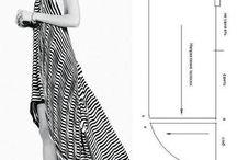 Easy Sewing Dresses / Schnell und raffiniert