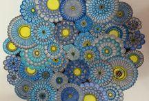 Livros de colorir / Jardim Secreto e Floresta Encantada de Johanna Basford