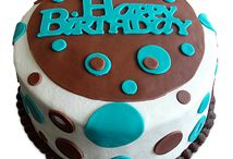 Birthday Cakes / Here you will find the collections of beautiful & delicious birthday cakes around the world..!! Keep smiling :)
