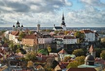 Best Of Baltics / Best places to visit in the Baltic countries: Estonia, Latvia and Lithuania